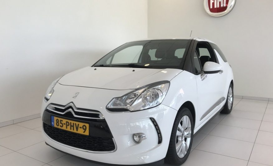 CITROËN DS3 1.4 CHIC AIRCO/CRUISE € 1.000,- SLOOPPREMIE